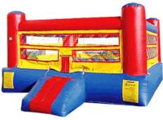 Plain Bounce House (15x15)