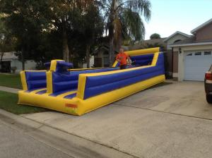 Basketball Bungee Run ($200)
