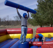 Inflatable Joust