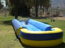Single Land Slip-n-Slide